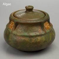 Ephraim's Craftsman Rose Jar - Product Image