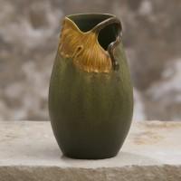 Ephraim's Falling Gingko Cabinet Vase - Product Image