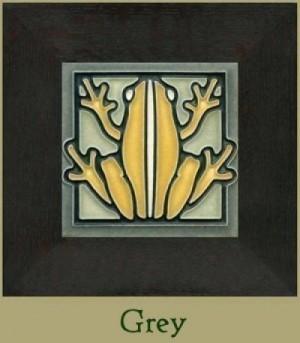 "Frog 4"" tile - Product Image"