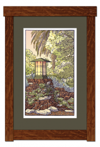 Glowing Lantern - Evening #2 - Product Image