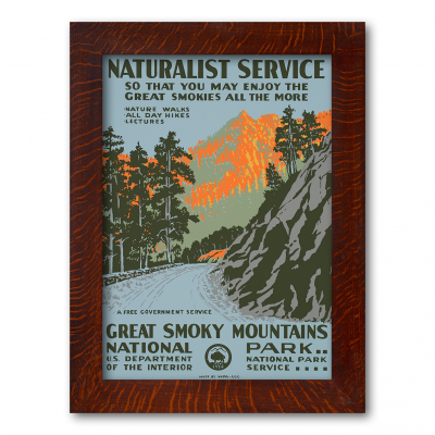 Great Smokey Mountains National Park - Product Image