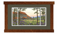 Grove Park Inn Sunset - Product Image