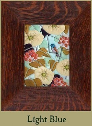 Hummingbird tile - Product Image