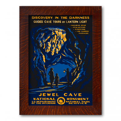 Jewel Cave National Monument - Product Image