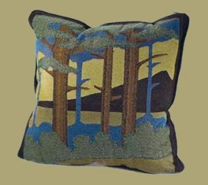 Landscape Pillow - Product Image