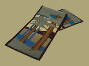 Landscape Table Runner - Product Image