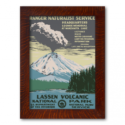 Lassen Volcanic National Park - Product Image
