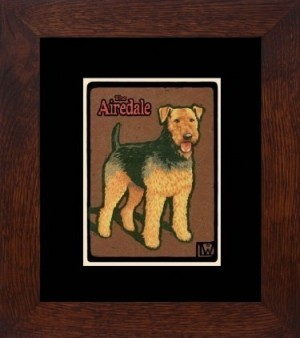 Laura Wilder's Open Edition Dog Breed Giclee  - Product Image