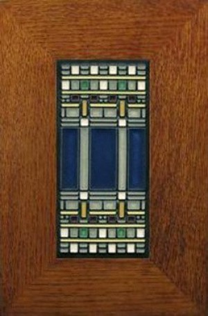 Martin House tile - a Frank Lloyd Wright design - Product Image