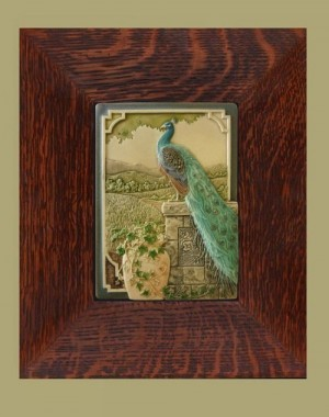 NEW! Standing Too, 6x8 tile by John Beasley - Product Image
