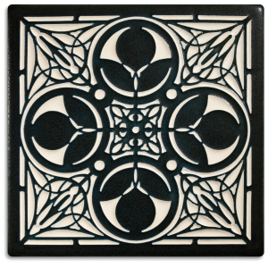 Nathan Moore House 6x6 tile - Product Image