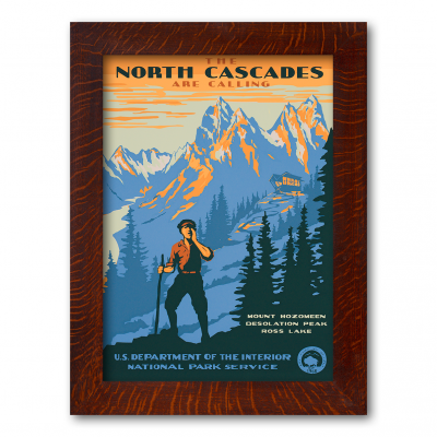 North Cascades National Park - Product Image