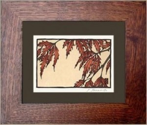 Oak Park Print Frames, in multiple sizes - Product Image