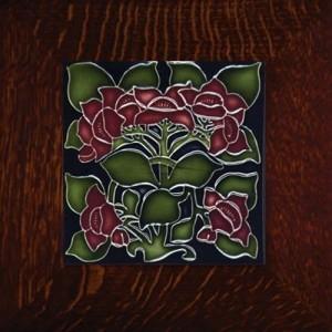 """Porteous 1B Tile - """"Hydrangea"""" - Product Image"""