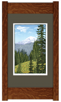 Rainier - Alpine Meadows - Product Image
