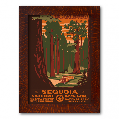 Sequoia National Park - Product Image