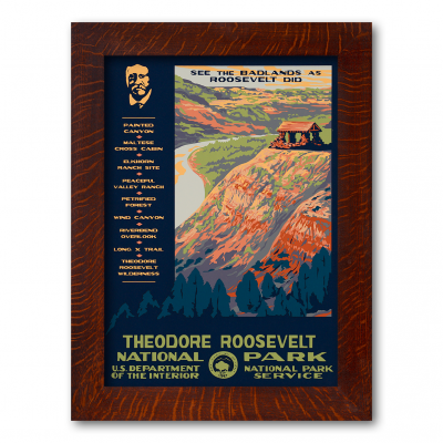 Theodore Roosevelt National Park - Product Image