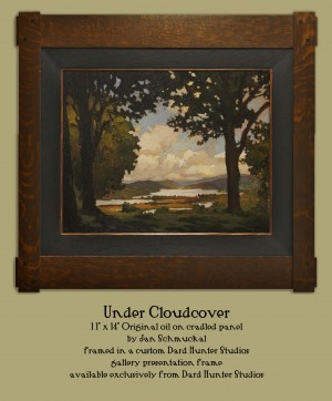 Under Cloud Cover by Jan Schmuckal  - Product Image
