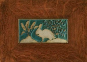 Weaver Rabbit Tiles - Product Image