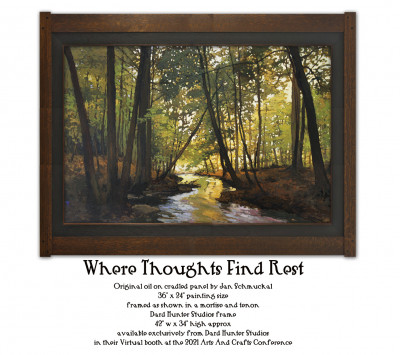 Where Thoughts Find Rest by Jan Schmuckal - Product Image