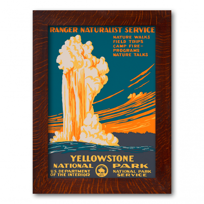 Yellowstone National Park II - Product Image