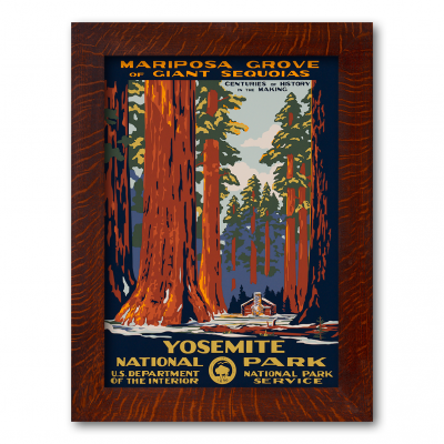 Yosemite National Park - Product Image